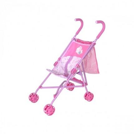 Коляска для куклы BABY BORN - ВОЛШЕБНАЯ ПРОГУЛКА (прогулочная, складная, с сумочкой) от Zapf - под заказ
