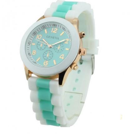 Часы наручные женские GENEVA sport Мята