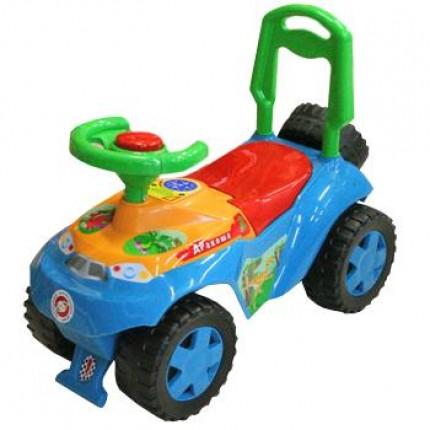 Детская машинка каталка Дракоша