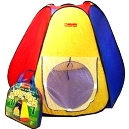 Палатка игровая в сумке (ширина 2,45м)