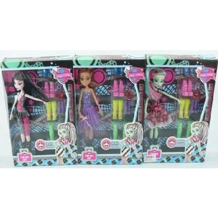 Кукла Monster High с набором обуви