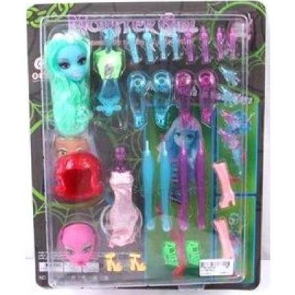 Набор сборных кукол Monster High