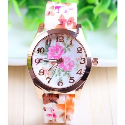 Часы наручные женские GENEVA Розы