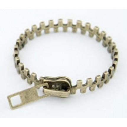 Винтажный браслет Молния (tb321)