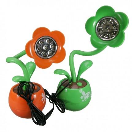 USB - светильник - Цветок