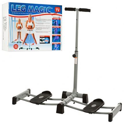 тренажер Лег Меджик Leg Magic для мышц ног, живота, спины