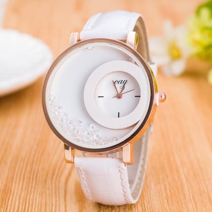 Часы женские Кей 104-1 белые