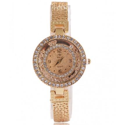 Часы женские REALY 095-1 золотистые