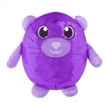 Мягкая игрушка с пайетками SHIMMEEZ – БЫСТРЫЙ КОТИК (36 см) от Shimmeez - под заказ