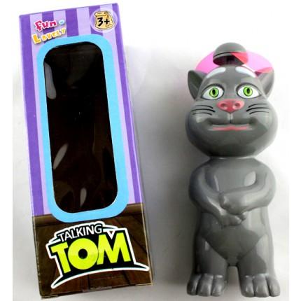 Кот Том - вентилятор и игрушка (2в1)