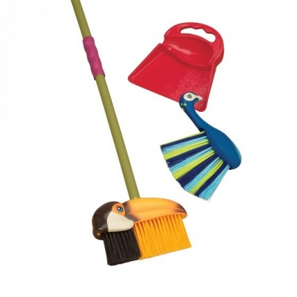 Игровой набор для чистоты - ТРОПИКИ от Battat - под заказ