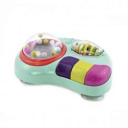 Музыкальная игрушка - ШАРИКИ-ФОНАРИКИ (свет, звук, на присосках) от Battat - под заказ