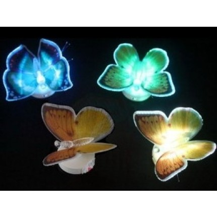 Бабочка с подсветкой .