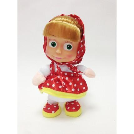 Интерактивная кукла Маша (повторяет, поет, ходит, танцует)