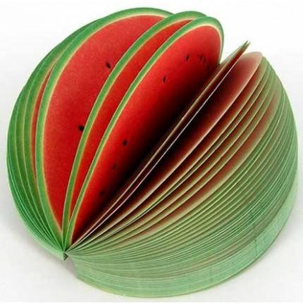Блокнот - арбуз