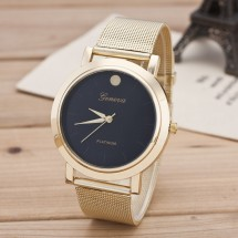 Часы женские Geneva Platinum Dot 139-2 Черные