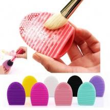 Яйцо-очиститель для кистей щетка BrushEgg