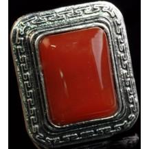 Кольцо Сердолик
