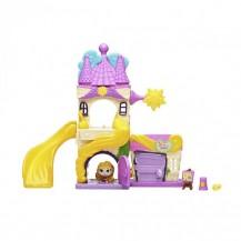 Игровой набор DISNEY DOORABLES - БОЛЬШОЙ ЗАМОК РАПУНЦЕЛЬ (1 герой, замок, домик, аксессуары) от Disney Doorables - под заказ