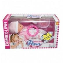 Говорящая кукла BAMBOLINA - ФЛОРА (озвуч. укр. яз., 40 см, с аксессуарами) от Bambolina - под заказ