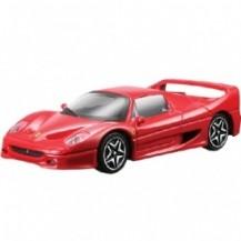 Автомодель - FERRARI F50 (красный, 1:32) от Bburago - под заказ