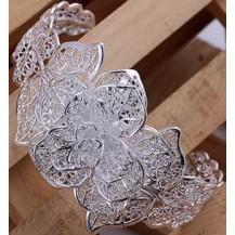 Браслет Tiffany (TF6). Покрытие серебром 925