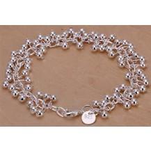 Браслет Tiffany (TF28). Покрытие серебром 925