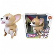 Интерактивная собачка CUTESY PETS - ДЖИМ (размер 15см) от Cutesy Pets  - под заказ