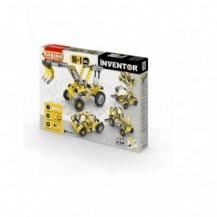 Конструктор серии INVENTOR 16 в 1 - Строительная техника от Engino - под заказ