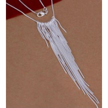 Колье Tiffany. Покрытие серебром 925 (TF104)