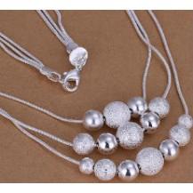 Колье Tiffany. Покрытие серебром 925 (TF105)