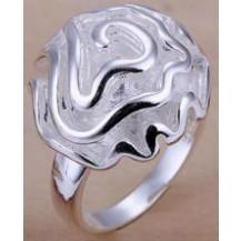 Кольцо Tiffany (TF79). Покрытие серебром 925 размер 18