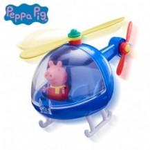 Игровой набор Peppa - ВЕРТОЛЕТ ПЕППЫ (вертолет, фигурка Пеппы) от Peppa - под заказ
