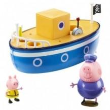 Игровой набор Peppa - МОРСКОЕ ПРИКЛЮЧЕНИЕ (кораблик, 2 фигурки) от Peppa - под заказ