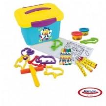 Набор для творчества PLAY-DOH - АРТ-КЕЙС (маркеры, восковые карандаши, масса для лепки, аксес.) от Play-Doh - под заказ