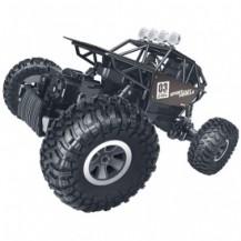 Автомобиль OFF-ROAD CRAWLER на р/у – SUPER SPEED (матовый коричн., аккум. 4.8V, метал. корпус, 1:18) от Sulong Toys - под заказ