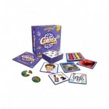 Настольная игра - CORTEX CHALLENGE KIDS (90 карточек, 24 фишки) от Yago - под заказ