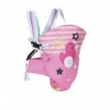 Рюкзак-кенгуру для куклы BABY BORN от Zapf - под заказ