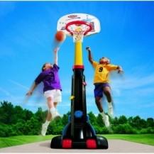 Игровой набор - СУПЕРБАСКЕТБОЛ (складной, регулируемая высота 210 см) от Little Tikes - под заказ