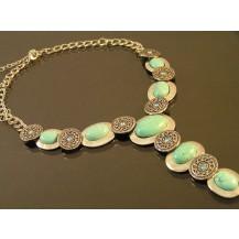 Ожерелье бирюза №6