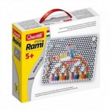 Развивающая игрушка-головоломка - РАМИ (дорожная версия) от Quercetti - под заказ