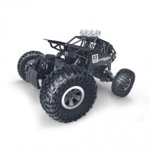 Автомобиль OFF-ROAD CRAWLER на р/у – MAX SPEED (матовый черный, метал. корпус, 1:18) от Sulong Toys - под заказ