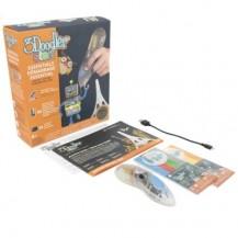 3D-ручка 3Doodler Start для детского творчества - КРЕАТИВ (48 стержней, прозрачная) от 3Doodler - под заказ