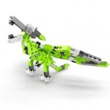 Конструктор серии STEM HEROES MOTORIZED 5 в 1 – Динозавры от Engino - под заказ