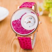 Часы женские Кей 104-6 розовые