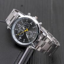 Мужские часы Geneva металлический ремешок 117