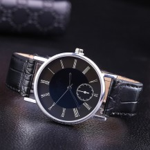 Часы McyKcy черный ремешок модель 133