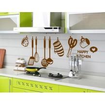 Интерьерная наклейка для кухни AY6017
