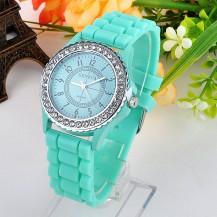 Часы женские GENEVA Luxury Женева Мята