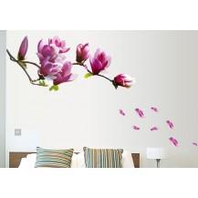 Интерьерная наклейка на стену Цветущая Ветвь (AY9157)